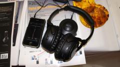 Azden DW-05 Moto : sans-fil