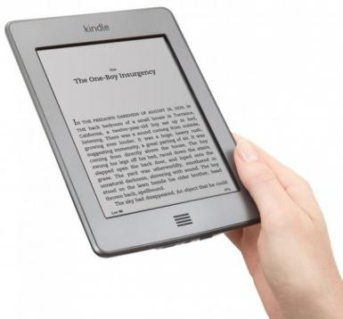 Amazon Kindle Touch à partir de 99$ (soit 84€)