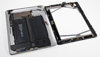 L�iPad 3 plus l�ger et avec batterie plus mince ???