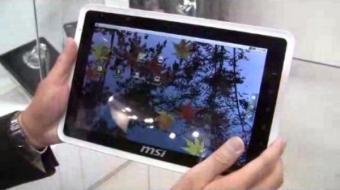 MSI ne se lance pas sur le marché des tablettes avec Android