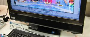 NEC lance 5 Desktop AIO : les séries ValueStar W et N