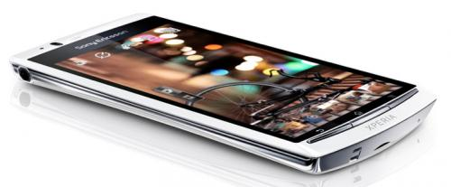 IFA: Sony lance l�Xperia arc boost� avec technologie 3D de type panoramique