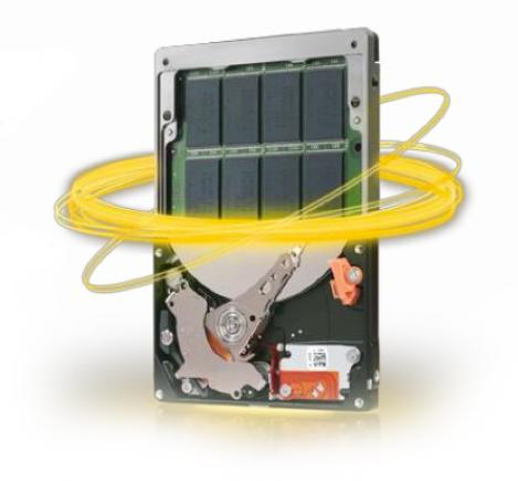 Le nouveau disque dur hybride de Seagate : le Momentus XT 750 Go