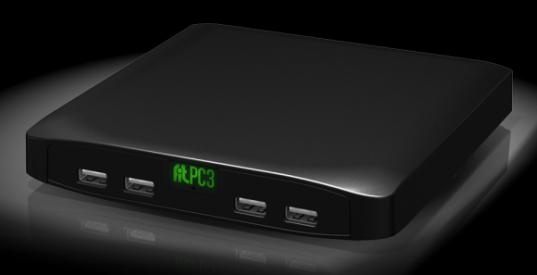 Compulab fit-PC3 avec l'AMD APU