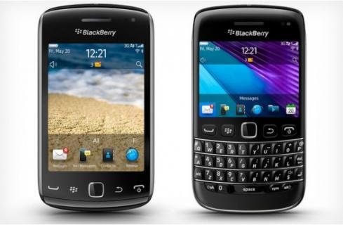 RIM présente les BlackBerry Bold 9790 et Curve 9380