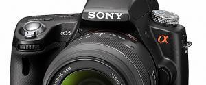 Sony lance l'Alpha A35