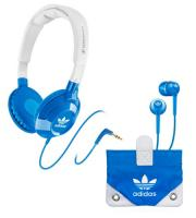 Les Sennheiser HD220 et CX310 version Adidas Originals