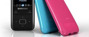 Samsung: 2 MP3 num�riques avec le YP-R2 et le YP-Z3 compatible Melon et MP3HD