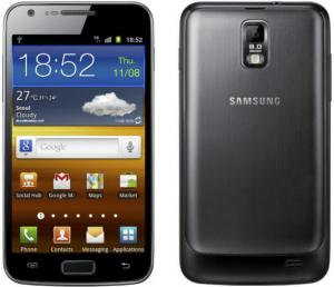 Samsung annonce le Galaxy SII LTE