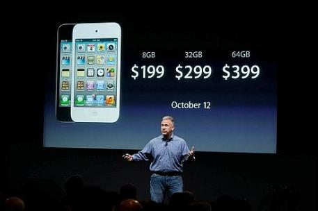 Apple dévoile l'iPhone 4S, avant l'iPhone 5