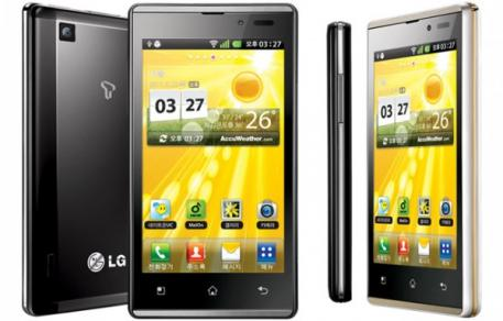 LG Optimus EX 