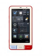 KDDI Infobar A01: smartphone Android avec interface similaire � WP7