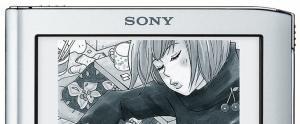 Sony Japan met � jour le lecteur d�e-Book avec le support des �.book�