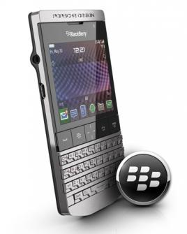BlackBerry Porsche Design P�9981