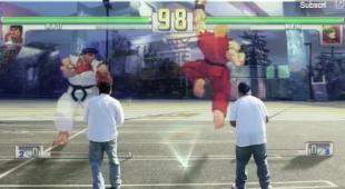 Street Fighter dans un futur assez proche, pas si lointain