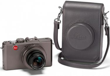 Version Titane pour le Leica D-Lux5