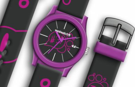 Wysiwatch: boutique pour personnaliser sa montre