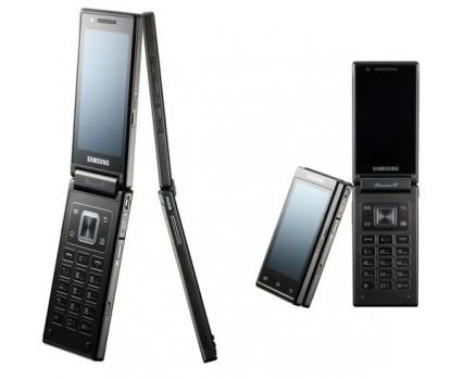 Samsung W999: un clamshell avec Android