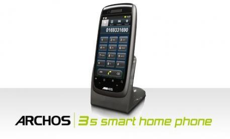 Archos: smartphone DECT d�sormais disponible