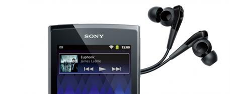 Sony d�voile le Z1000: nouveau Walkman sous Android 2.3�