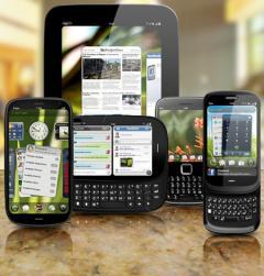 Du nouveau pour webOS en 2011