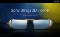 Sony a pr�sent� ses nouvelles lunettes avec �crans 3D