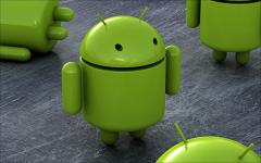 Aux Etats-Unis, Android creuse l'�cart et aura 40 % du march�