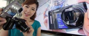 Corée du sud: Samsung lance son Appareil Numérique WB700