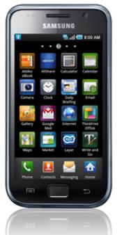 Froyo est arriv� sur le Samsung Galaxy S