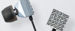 Stony Black: �couteurs intra-auriculaires de chez Elecom