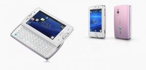 Sony Ericsson annonce 2 nouvelles versions des Xperia mini et Xperia mini pro
