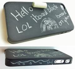 Une ardoise pour votre iPhone