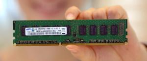 Samsung annonce la fin du développement du 1er module de mémoire DDR4