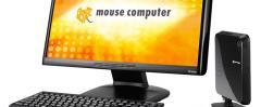 Mouse Computer lance le Nettop Lm-mini30x avec Atom D525 et SSD