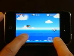 Flying Hamster sur iPhone et iPod touch