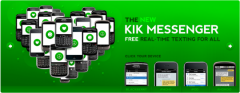 Kik Messenger: un BBM sans BlackBerry