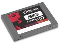 Un mod�le 256Go pour la SSDNow V100 de Kingston