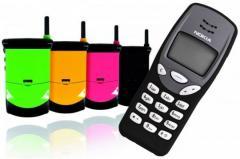 Retour aux années 90 pour les téléphones portables