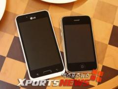 LG préparerait un Optimus Big avec un écran NOVA de 4,3