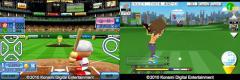 Konami lance 2 nouveaux Jeux 3D pour les Android Phones 3D de Sharp