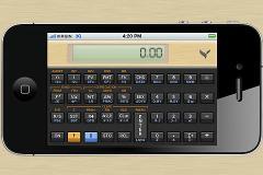 Transformez votre iPhone/iPad en HP 12c