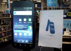 Un Nexus S énorme