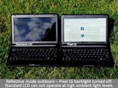 Des �crans Pixel Qi de 7″ d�voil�s lors du CES 2011 ?