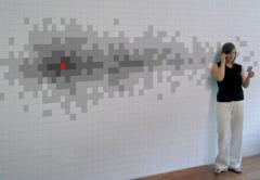 Pixelnotes : papier-peint pixélisé :)