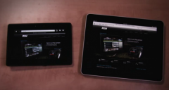 BlackBerry PlayBook vs iPad