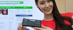Samsung pr�sente sa t�l�commande TV QWERTY pour ses Smart TV en Cor�e