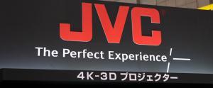 JVC pr�sente son projecteur D-ILA avec de la Vid�o 4K 3D