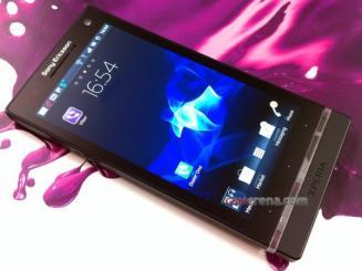 CES 2012: Sony Ericsson Arc HD