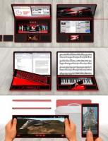 Bento Concept : portable, tablette et smartphone !