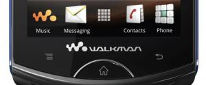 Sony Ericsson: tlphone Walkman WT18i 